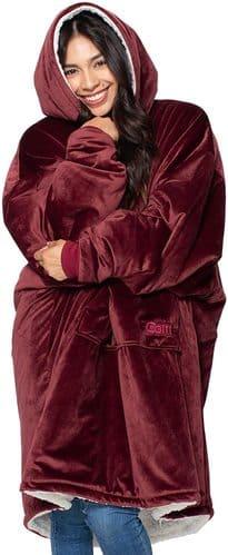 THE COMFY - Die Decke, das auch EIN Sweatshirt  ist